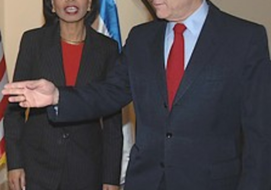 Rice: I'm not here to 'insert' American ideas