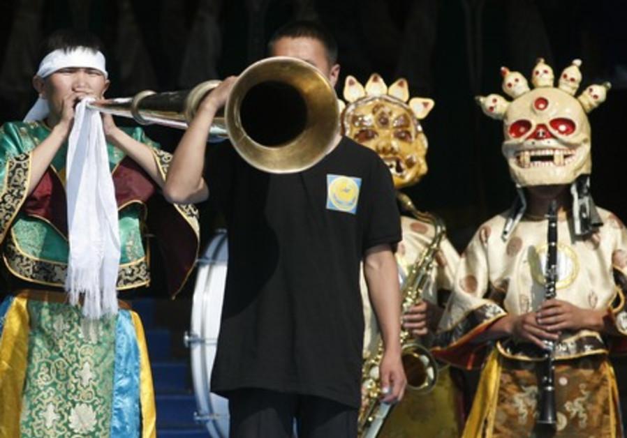 Asian music festival