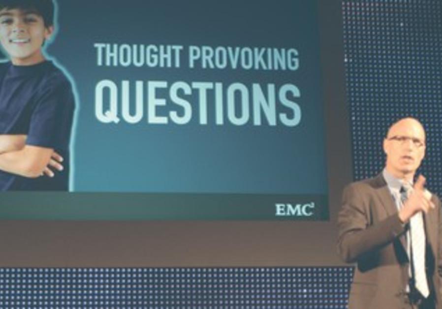 EMC's Dave Menninger