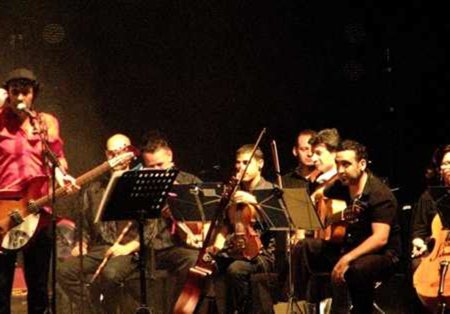 knesiyat hasechel with Andalus Orchestra