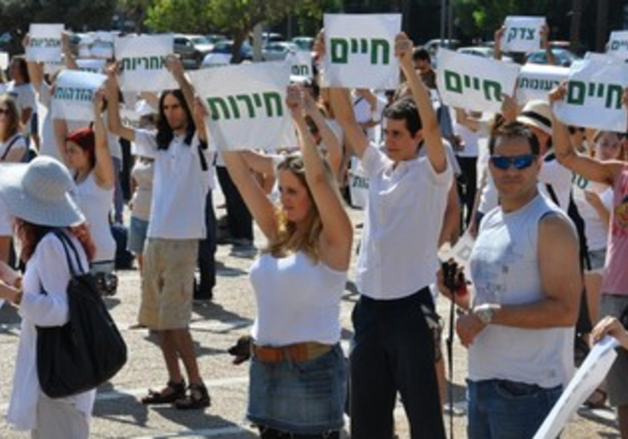 Activists demonstrate for animal rights