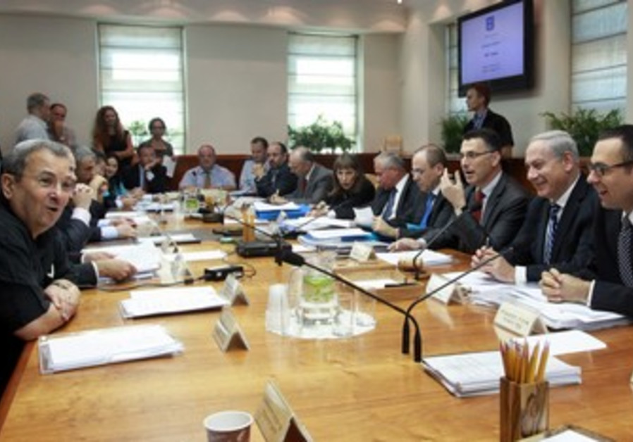 Cabinet meeting.