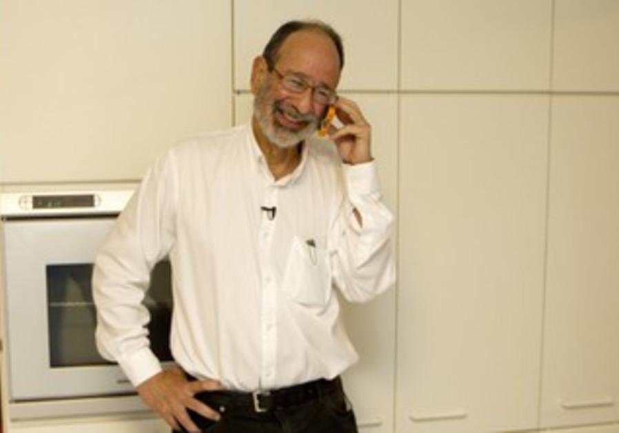 Economics Nobel Prize winner Alvin Roth