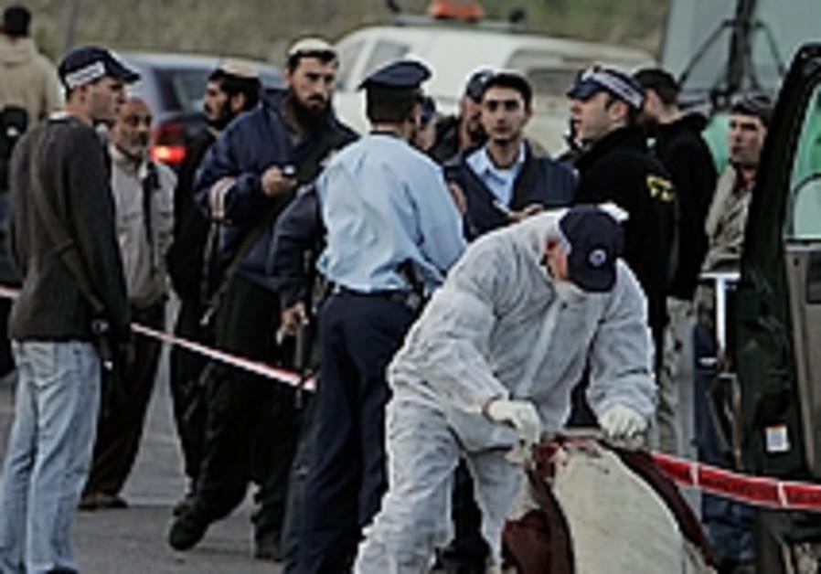 Terrorist shot dead in stabbing attempt