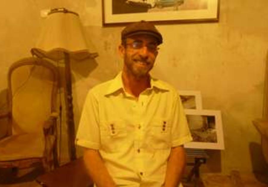 Elyasaf Ish-Shalom, owner of Salon Shabazi