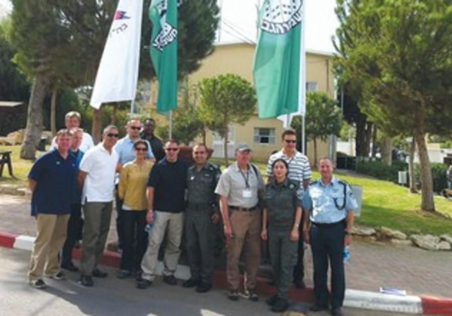 Israeli, US counterterrorism conference