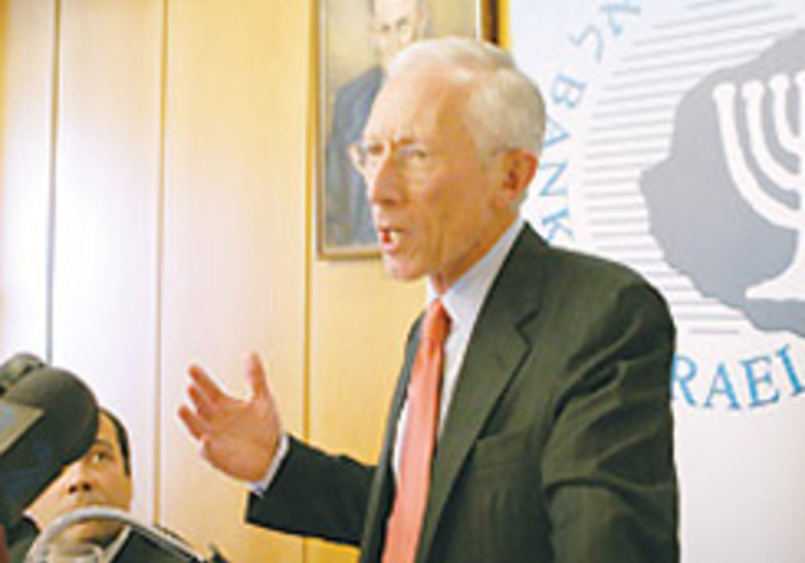 Stanley Fischer good