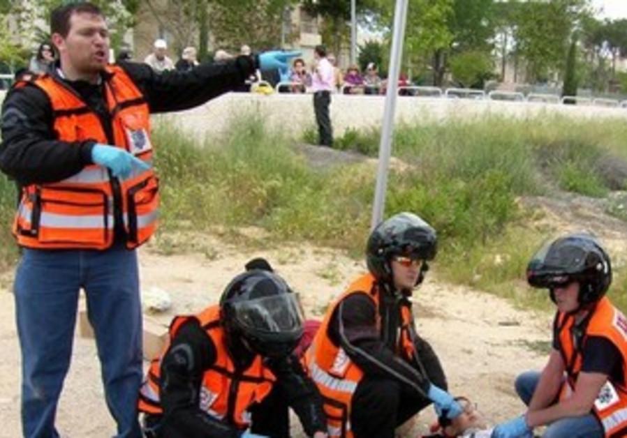 United Hatzalah Medics
