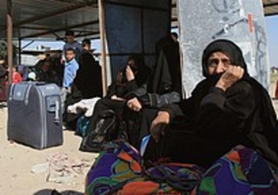Egypt opens Gaza border for two days