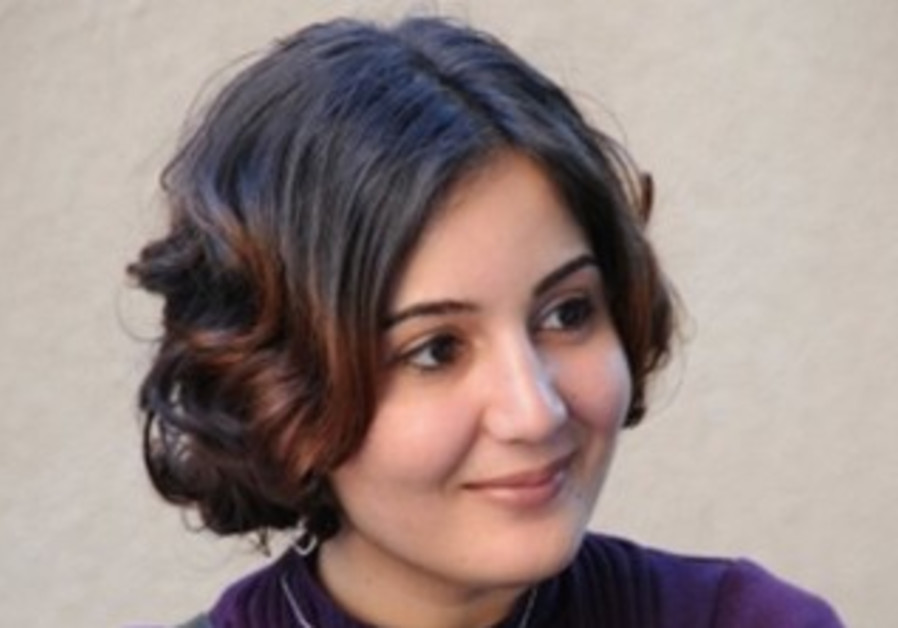 Palestinian journalist Asmaa al-Ghoul