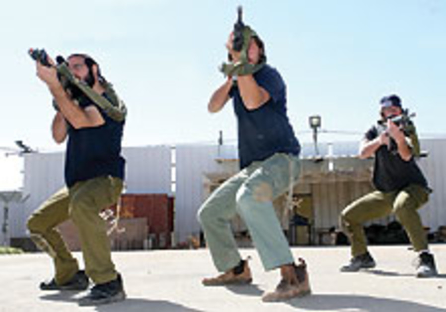 Jews with guns