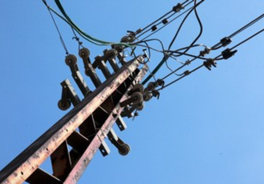 electricity line old