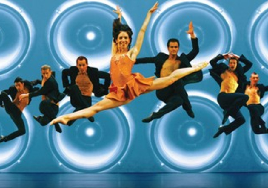 Rock the Ballet- the American Dance Company at Hot