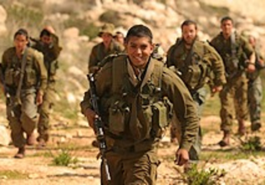 Second Nahal Haredi battalion being considered after best draft yet