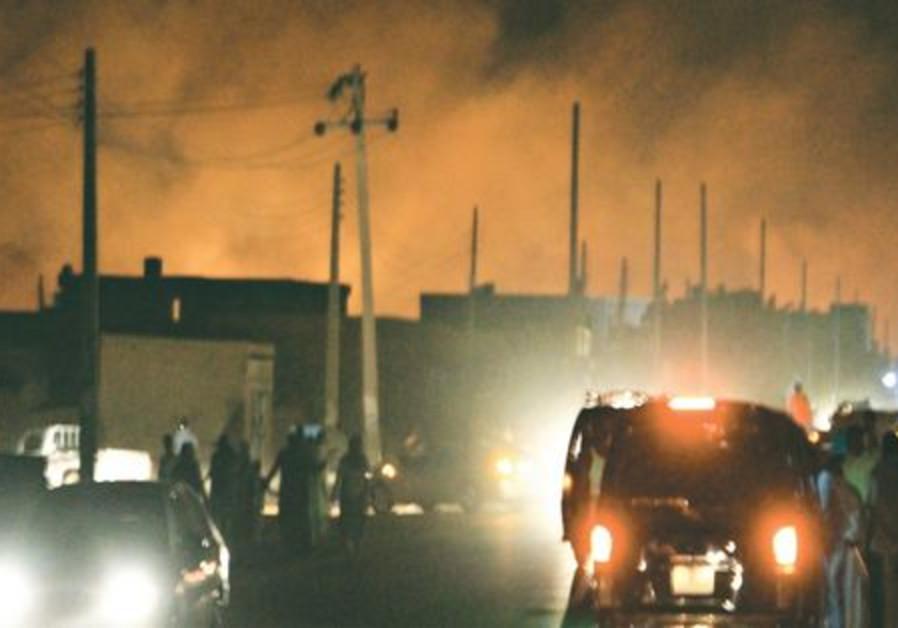 Khartoum bombardé : Israël accusé