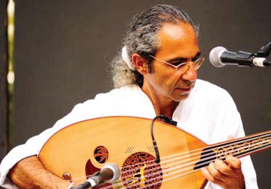 Yaïr Dalal, oudiste et amoureux de la paix...