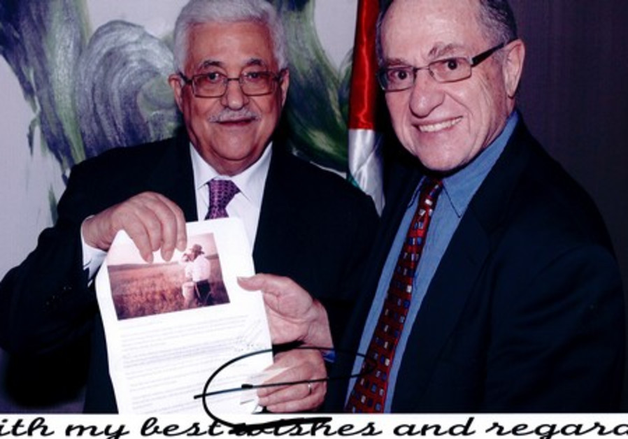 Dershowitz and Abbas 521