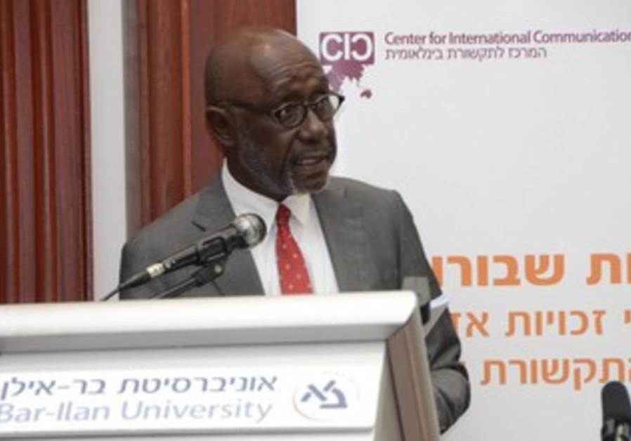 Former Amnesty International head Pierre Sane