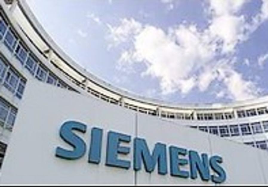 Siemens parts caught headed for Iran