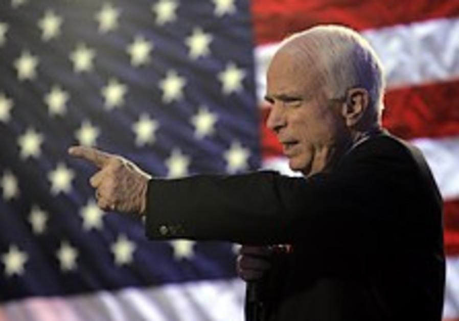 McCain: War with Iran would be hard sell