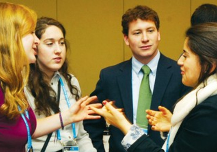 Jewish leaders meet at 2012 GA