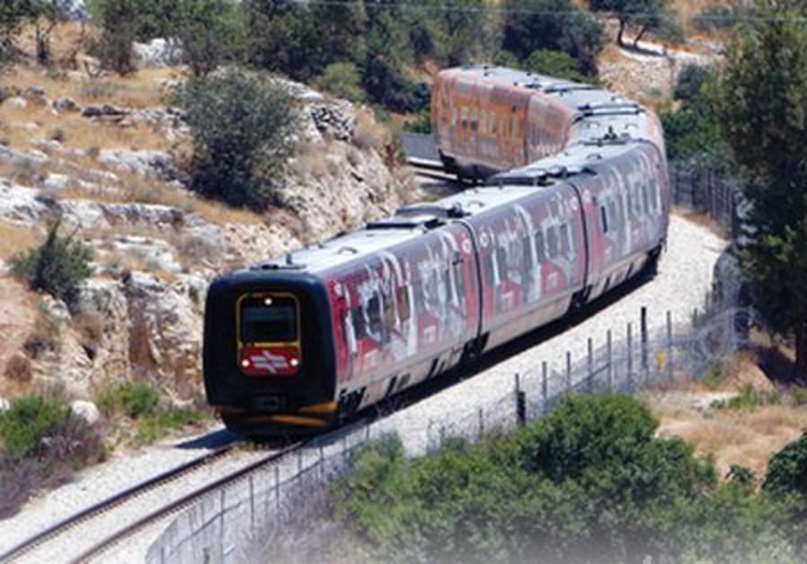 Objectif : Tel Aviv Jérusalem en 28 minutes