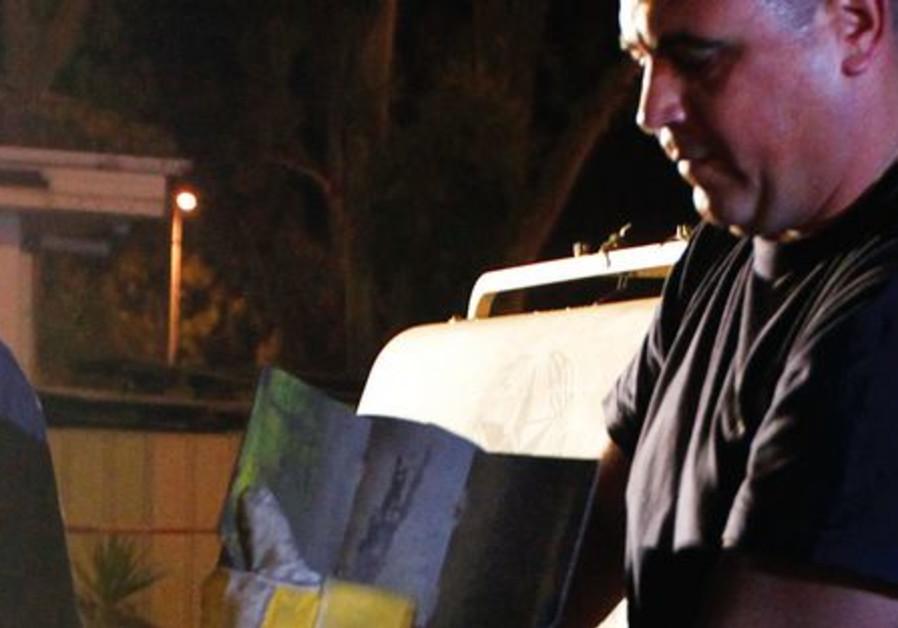 Policiers et roquettes tirées dans le sud