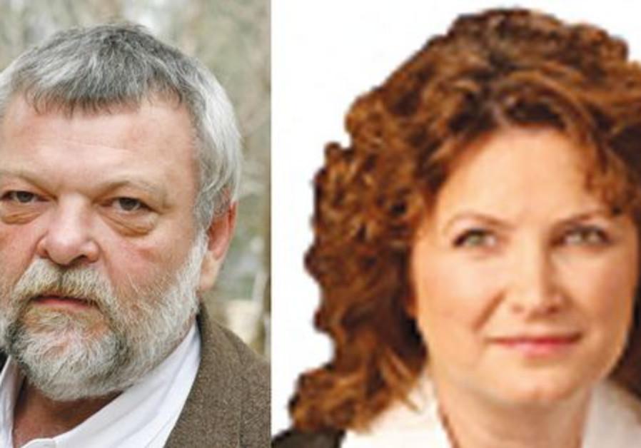 Ilan Gilon et Michal Rosen