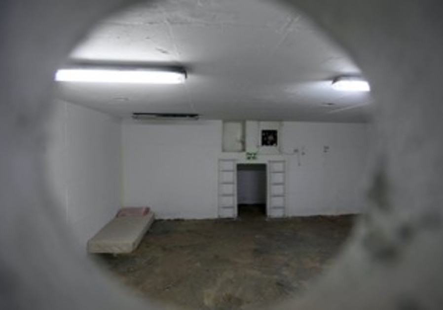 Bomb shelter in Beersheba