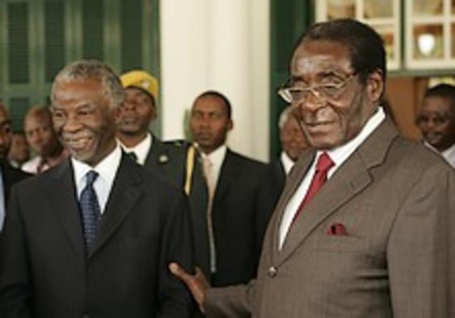 African leaders to debate Zimbabwe crisis without Mugabe