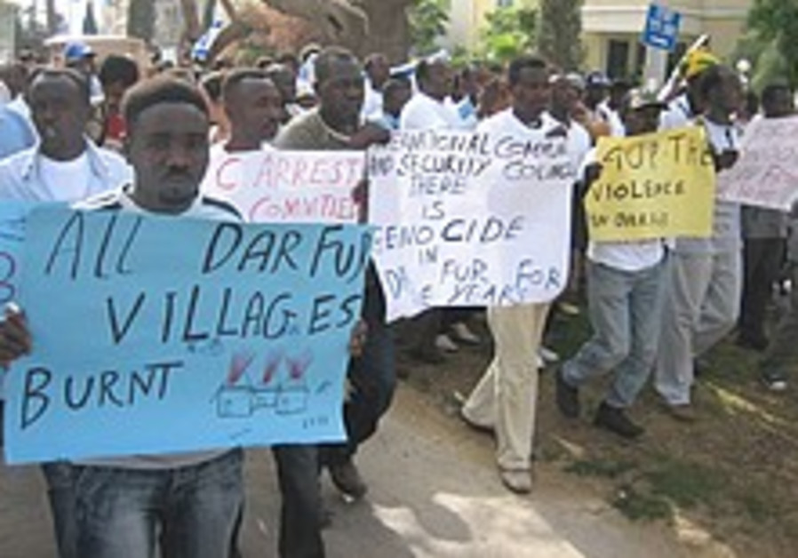 Where is the Arab outrage over Darfur?