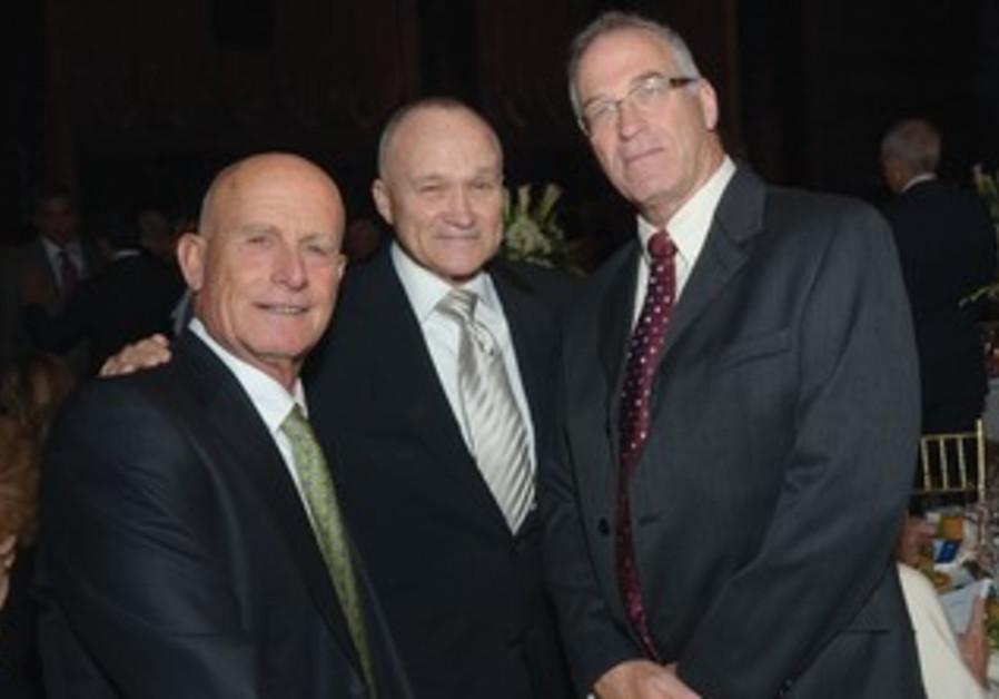 DR. EYRAN HALPERN, Ami Ayalon and Raymond W. Kelly