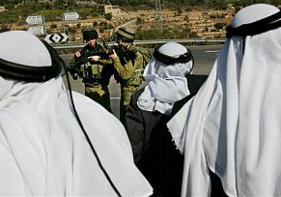Blair hopeful on Israel, Palestinians