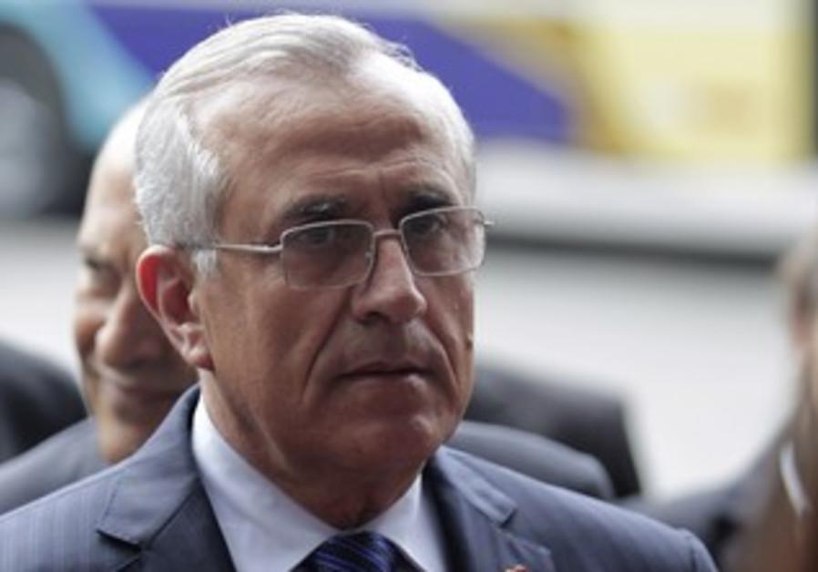 Lebanese President Michel Sleiman.