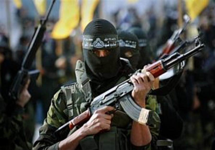 fatah gunmen 298 88 ap