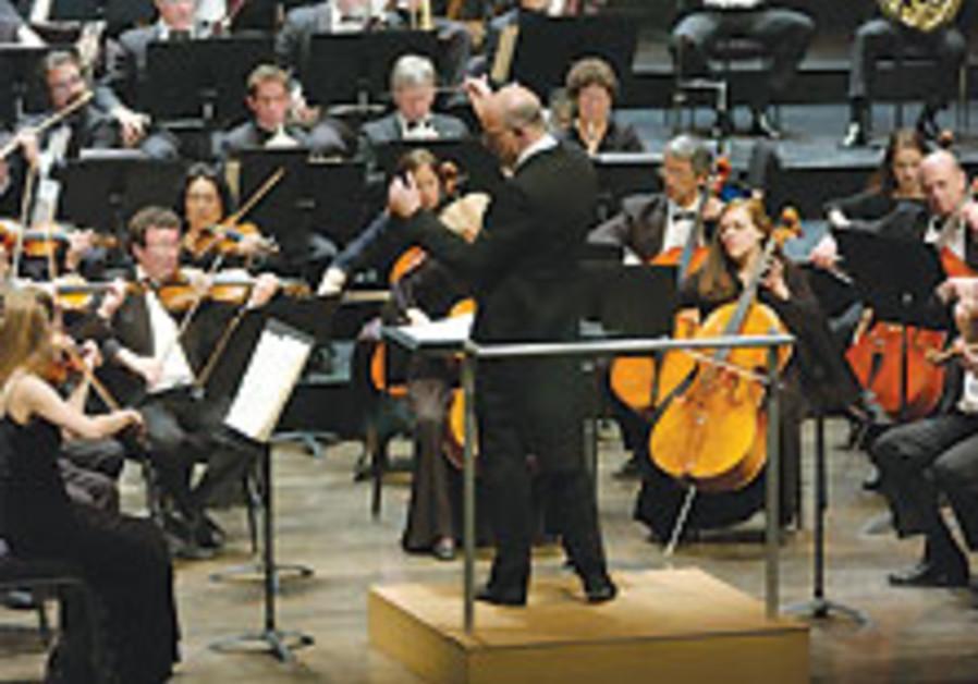 Concert Review: Jerusalem Symphony Orchestra