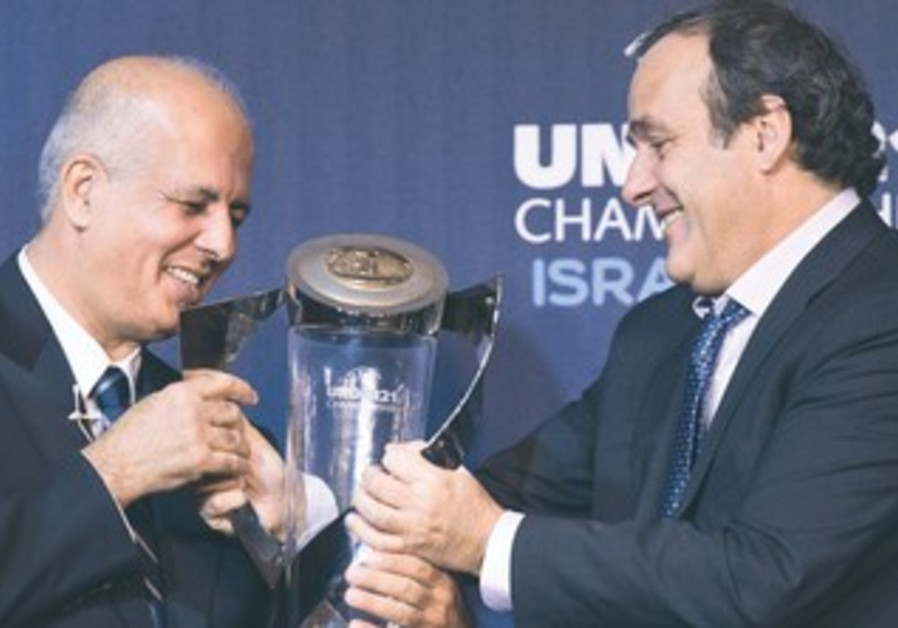 Luzon and Platini