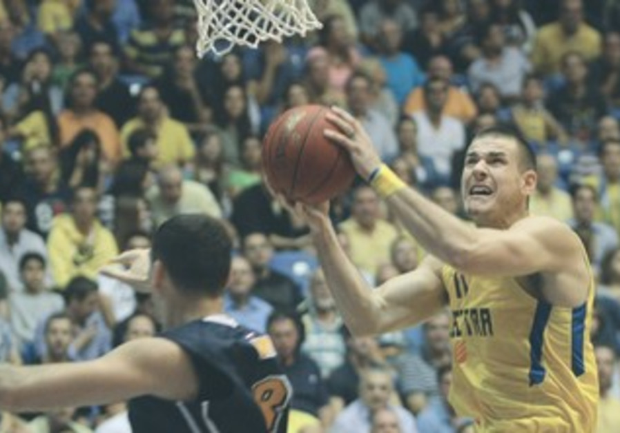 NIK CANER-MEDLEY of Maccabi Tel Aviv