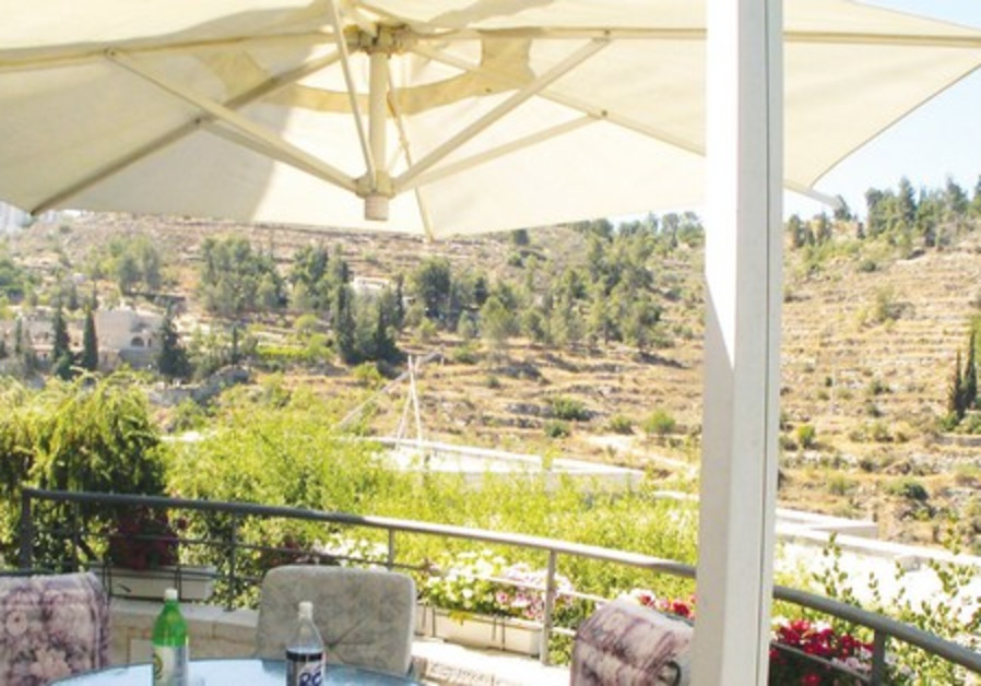 A single-family home in Ein Kerem can cost upward