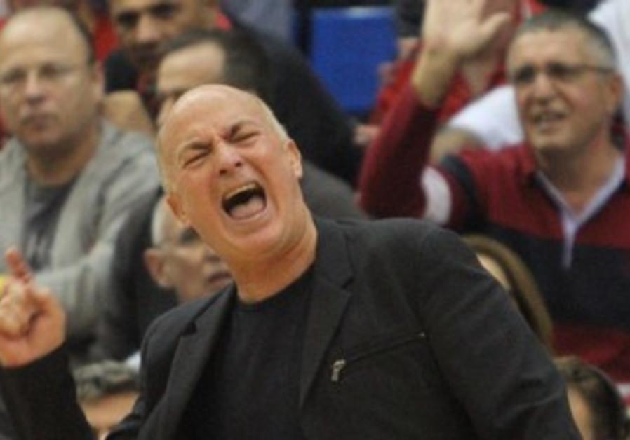 Hapoel TA coach Erez Edelstein picture