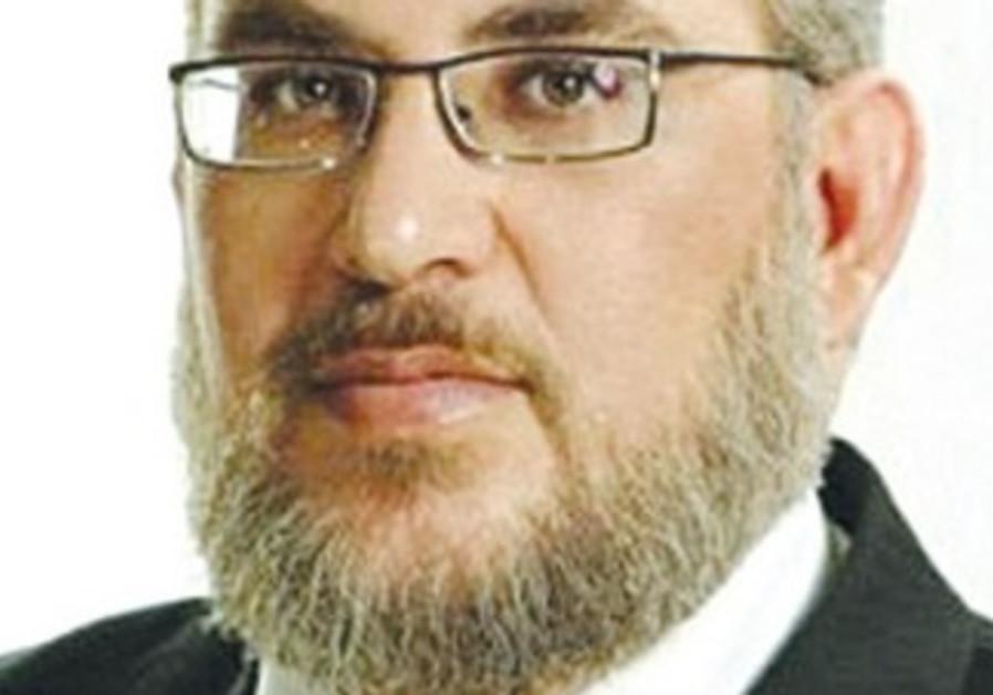 Bnei Brak Mayor Yaakov Asher