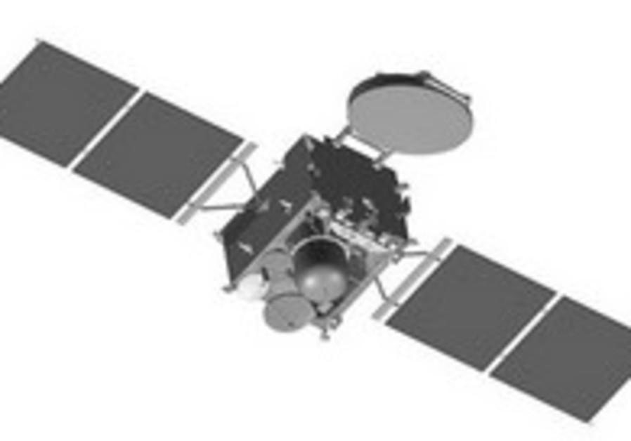 IAI to launch Amos 3 next week