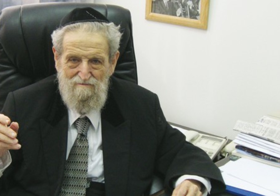 Rabbi Shear Yashuv Cohen.