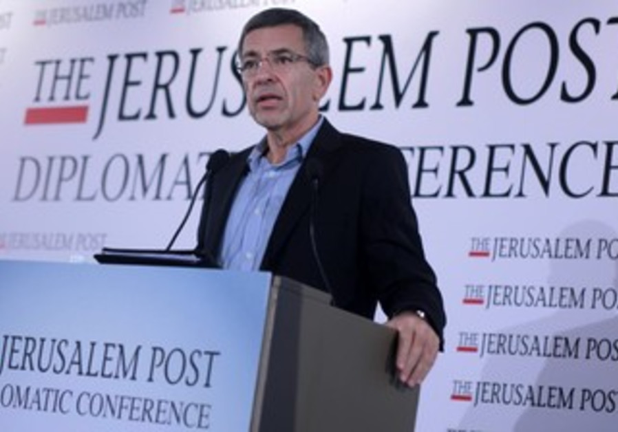 Ido Nehushtan at 'Post' conference
