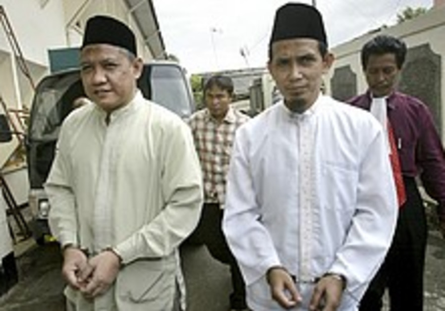 2 leaders of SE Asian terror network jailed for 15 years