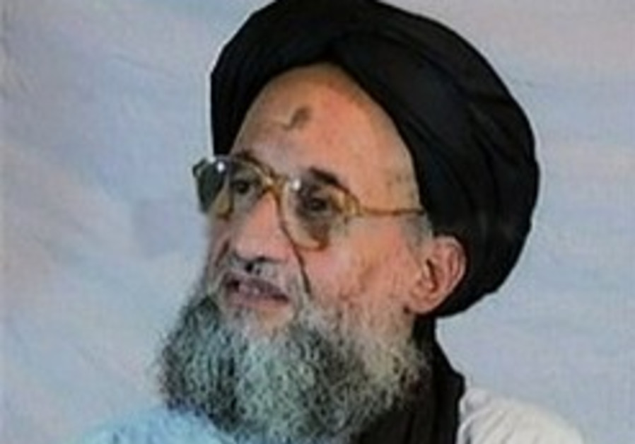 Al Zawahri slams Obama for not focusing on Gaza