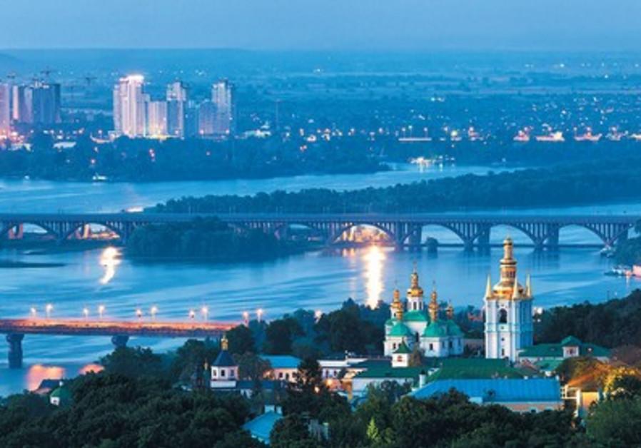 Vue de Kiev