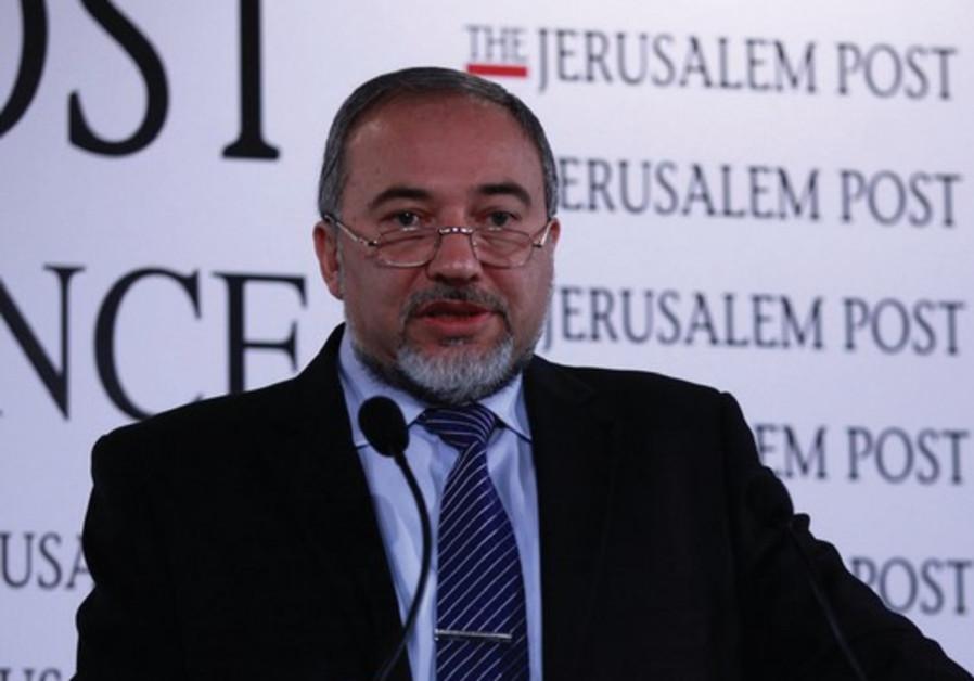 Liberman Jerusalem Post