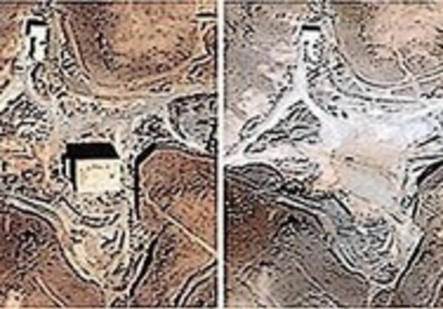 'Processed uranium found at Syrian site'
