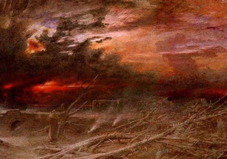 Albert Goodwin's Apocalypse [illlustrative]